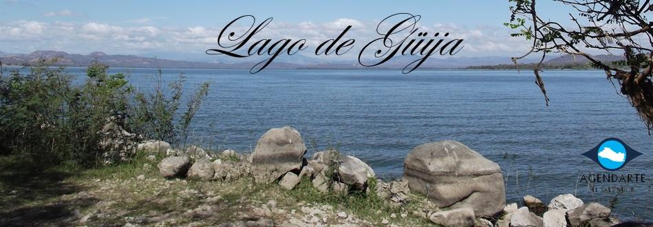 lago guija -santa ana