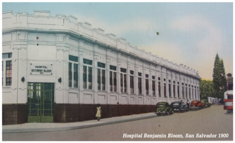 1900 Hospital Benjamin Bloom