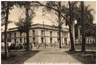 20´s-Universidad-El-Salvador