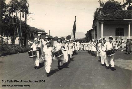 5ta Calle Pte. Ahuachapán 1954