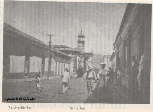 7a. Avenida Sur, Santa Ana