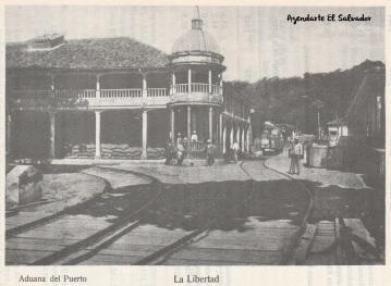 Aduana del Puerto, La Libertad