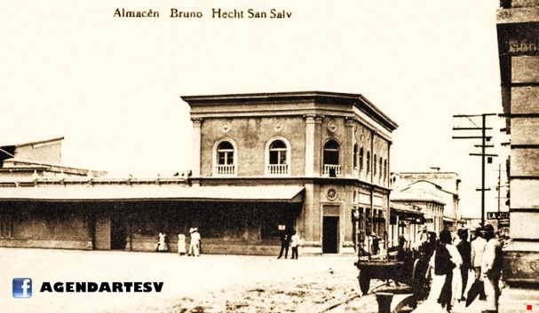 Almacen Bruno Hecht San Salvador