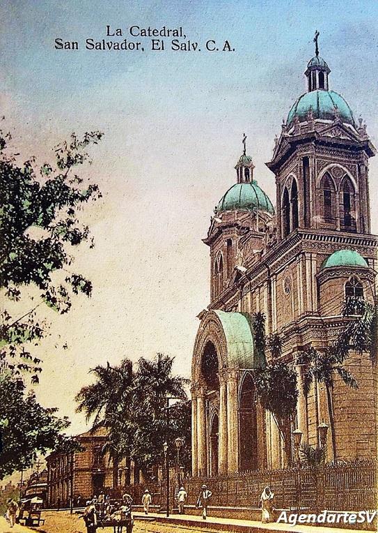 Antigua Catedral de San Salvador, El Salvador