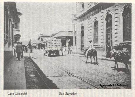 Calle Comercial, San Salvador