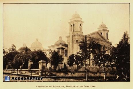 Catedral de Sonsonate, El Salvador