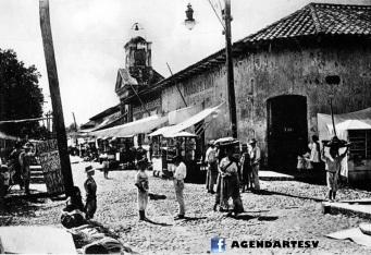 El Mercado, San Miguel, El Salvador