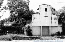 Ermita Jesus de Nazareno, Mejicanos, El Salvador