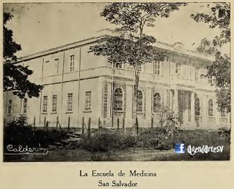 Escuela de Medicina, San Salvador, El Salvador