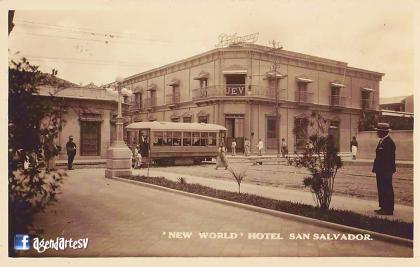 Hotel Nuevo Mundo San Salvador, El Salvador