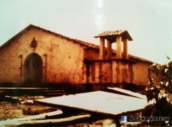 Iglesia San Luis de Aguacayo, Suchitoto, El Salvador