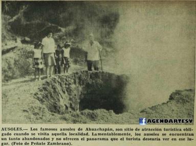 Los Ausoles, Ahuachapan, 1965