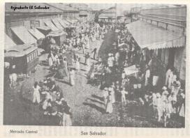 Mercado Central, San Salvador