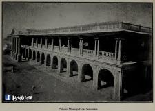 Palacio Municipal de Sonsonate, El Salvador