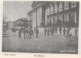 Palacio Nacional, San Salvador