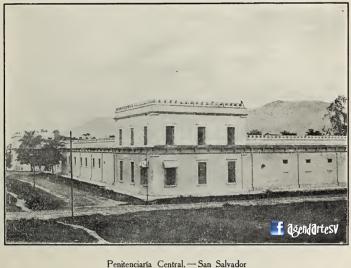 Penitenciaria Central, San Salvador, El Salvador