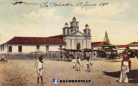 Plaza de Cojutepeque, Cuscatlan, El Salvador
