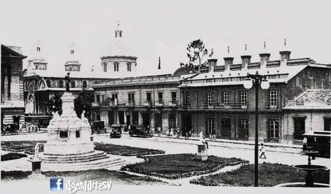 Plaza Morazan, San Salvador, El Salvador
