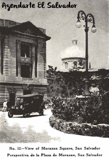 Plaza Morazan, San Salvador