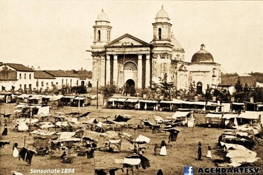Sonsonate 1894, El Salvador