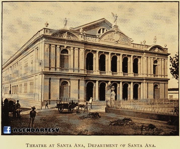 Teatro de Santa Ana, El Salvador