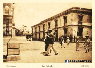 Universidad de El Salvador 01