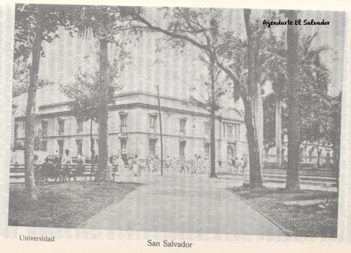 Universidad de El Salvador, San Salvador