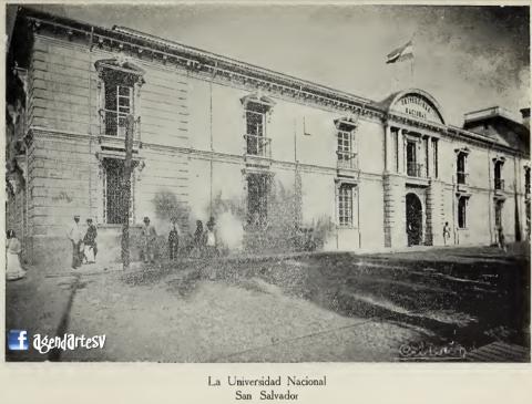 Universidad Nacional, San Salvador, El Salvador
