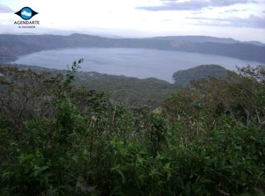 cerro verde lago coatepeque