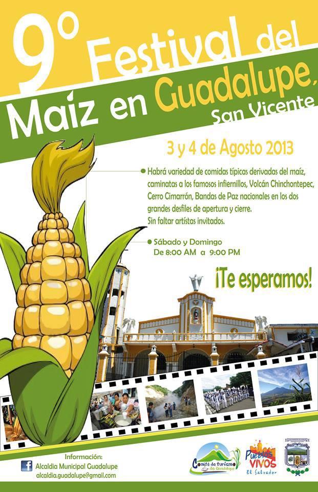 festival del maiz
