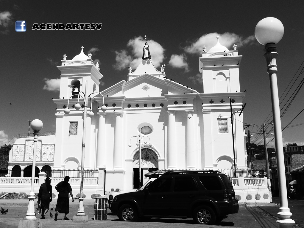 Iglesia de sensuntepeque