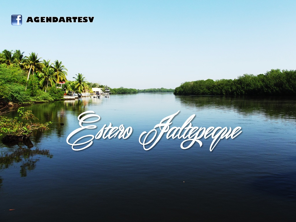 Estero jaltepeque, ramsar, El Salvador 1