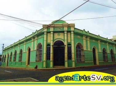 Centro para la Cultura y el Arte Alfredo Espino, Ahuachapan, El Salvador