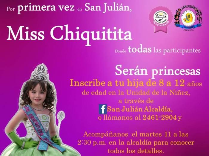 miss chiquitita