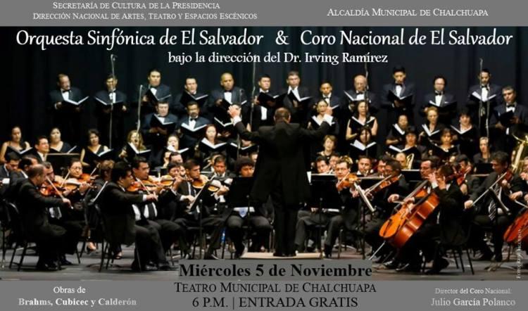 sinfonica chalchuapa