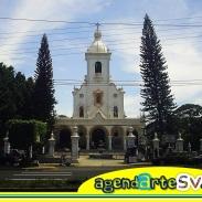 Basilica La Ceiba de Guadalupe, El Salvador