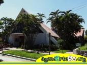 Capilla del Hospital La Divina Providencia, San Salvador, El Salvador