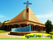 Capilla Divina Misericordia, San Miguel, El Salvador