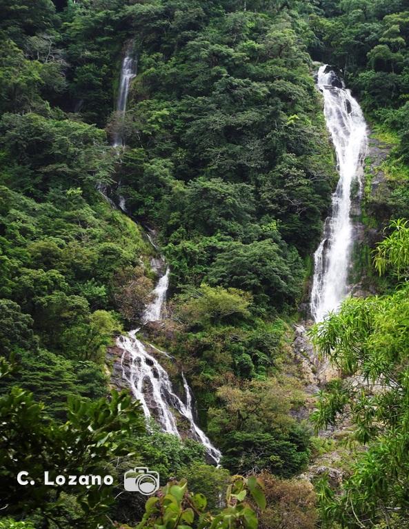 Cascada El Limo, Metapan, Santa Ana, El Salvador