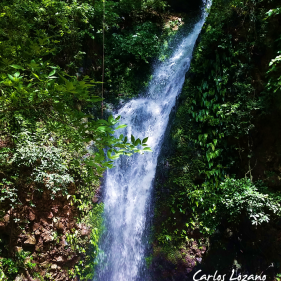 Cascada El Salto, El Paisnal, El Salvador