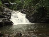 Cascada El Salto, Rio Ixcanal, San Miguelito, San Francisco Menendez, Ahuachapan, El Salvador