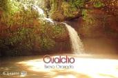 Cascada y Poza Gualcho, Nueva Granada, Usulutan, El Salvador