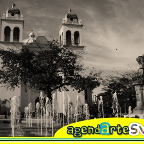 Catedral y Plaza Barrios, San Salvador, El Salvador