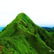 Cerro La Cruz, Llano Grande, Concepcion Quezaltepeque, Chalatenango, El Salvador