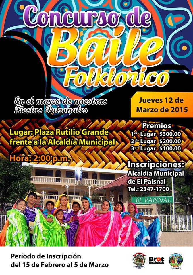 concurso baile folklorico