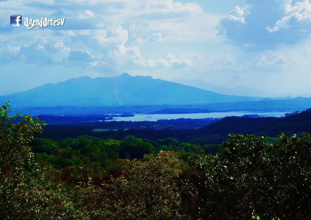 Embalse Cerron Grande, Chalatenango, El Salvador