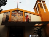 Iglesia de Aguilares, San Salvador, El Salvador