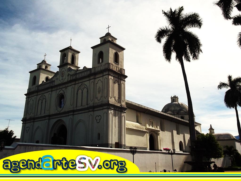Iglesia de Ahuachapan, El Salvador