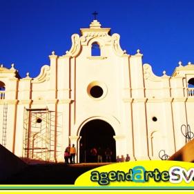 Iglesia de Apaneca, Ahuachapan, El Salvador