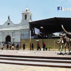 Iglesia de Apopa, San Salvador, El Salvador